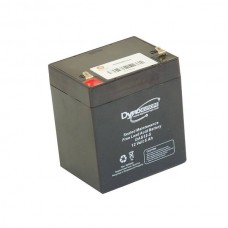 AGM BATTERY 12V 5AH/C20 4.3AH/C5 T1