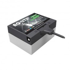 LIFEPO4 GOLF BATTERY 12,8V 16AH 192WH 168X128X75,8H - 18 HOLES - WITH CHARGER