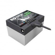 LIFEPO4 GOLF BATTERY 12,8V 22AH 264WH 168X128X102H - 36 HOLES - WITH CHARGER