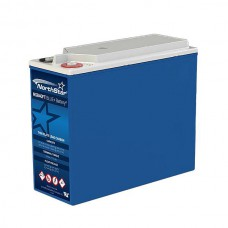 PURE LEAD BATTERY AGM NORTHSTAR 12V 37AH/C10 @25°C, 1.80VPC, M6