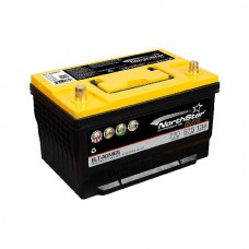 PURE LEAD ELITE AGM BATTERIJ 12V 68AH
